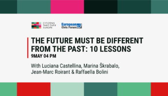 10 lessons for the future, after the Covid19 crisis
