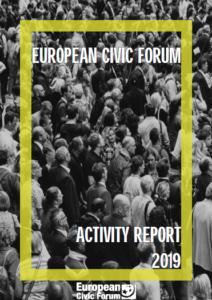 ECF activities in 2019